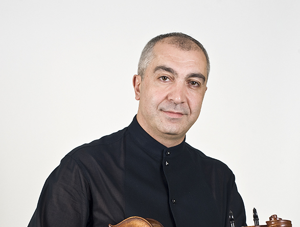 Samuel Barsegian - viola