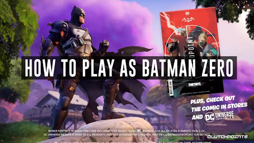 Fortnite Guides: How to play as Batman Zero in Fortnite