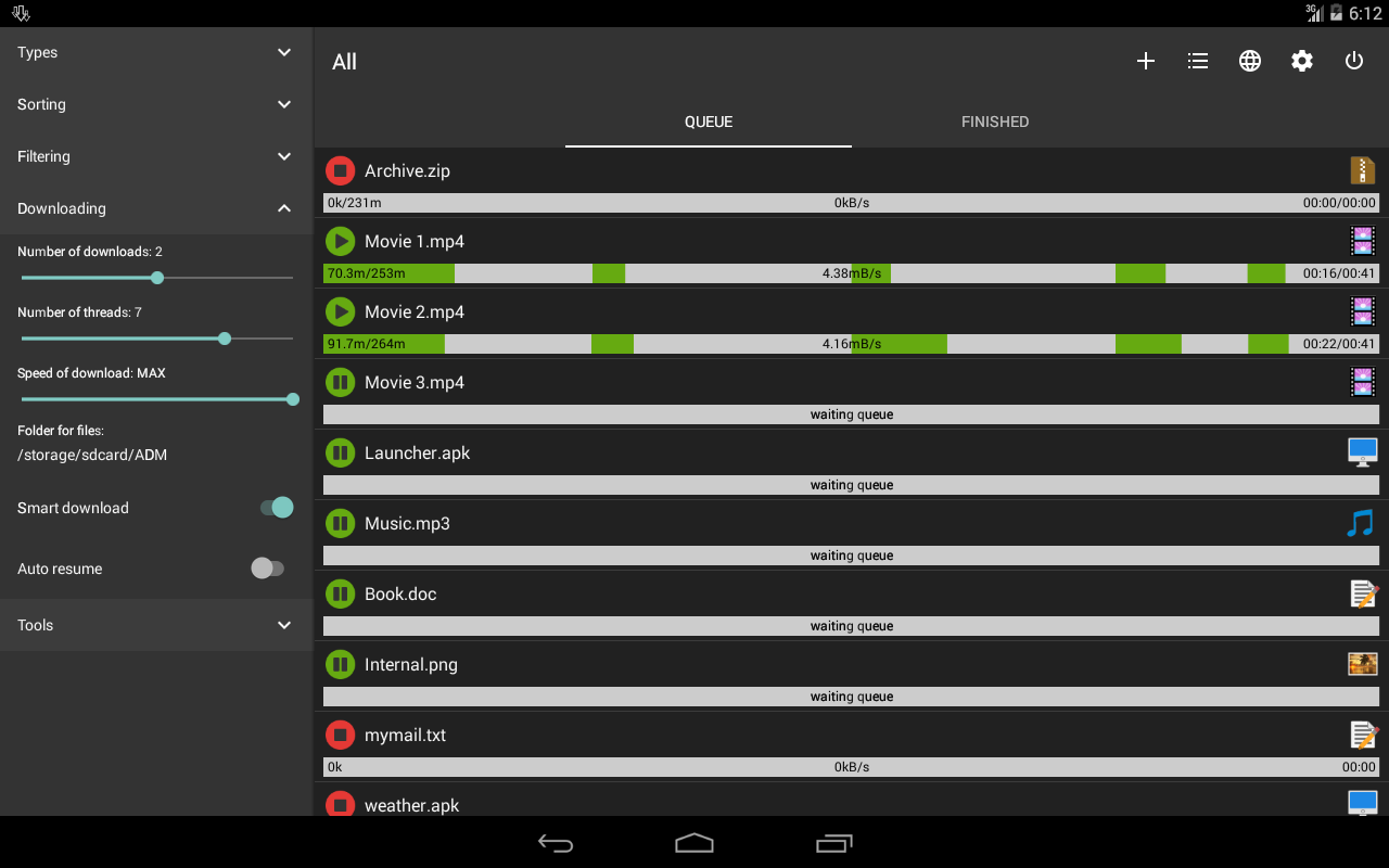 advanced manager android apps on google play advanced manager screenshot