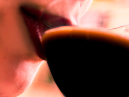 La donna col caffè ... di Cosimo Ignesti