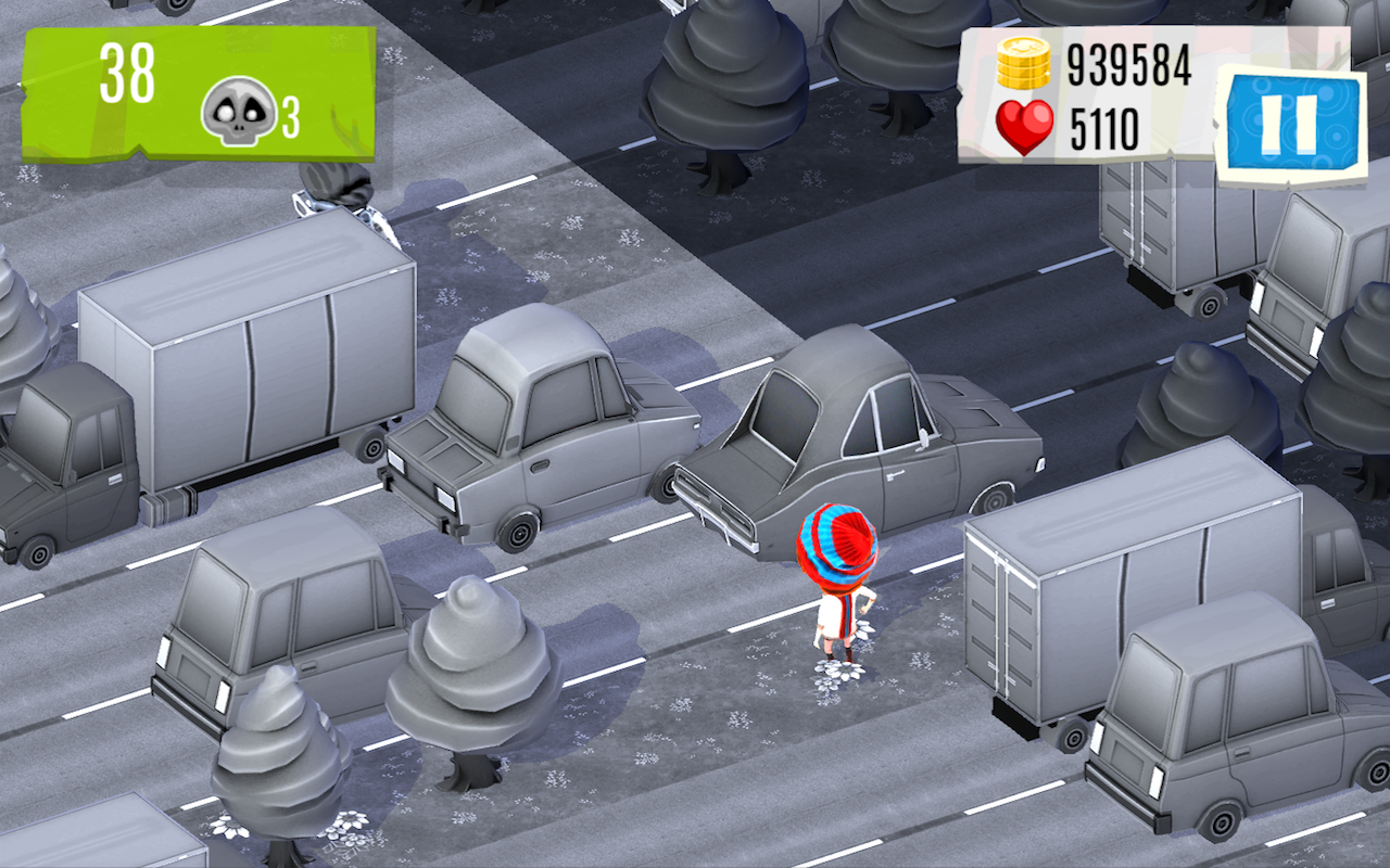 Watch out Zombies!- screenshot