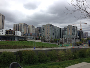 Photo: View from the Olympic Sculpture Park