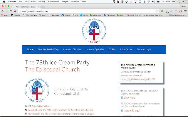 GC78 Ice Cream Party