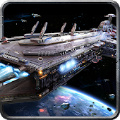 Galaxy Battleship Icon