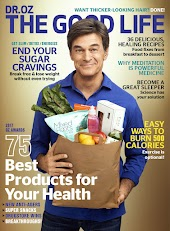 Dr. Oz The Good Life Magazine