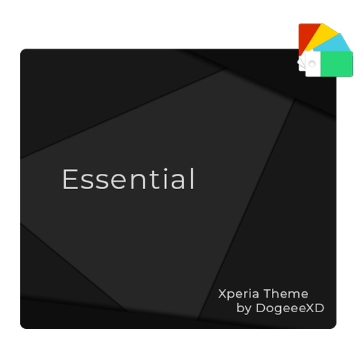 Essential - Theme for Xperia