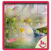 Calla Keyboard Theme