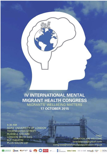 © International Congress on Migration and Mental Health - La red atenea