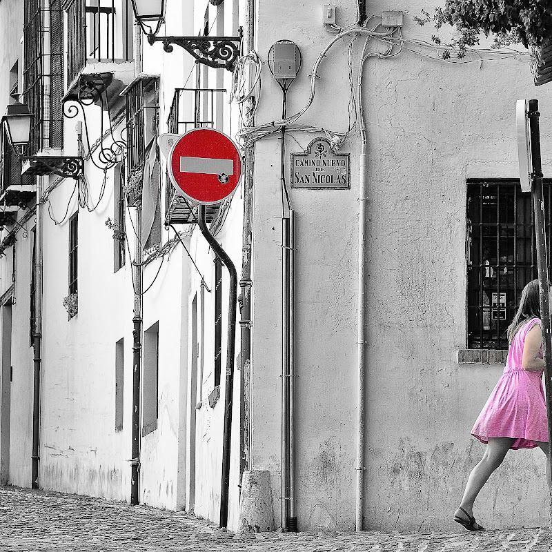 Albayzín, Granada di davide fantasia