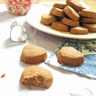 Cardamom Chickpea Cookies