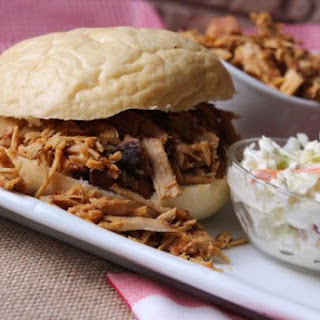 Grandma's North Carolina Pork Barbecue