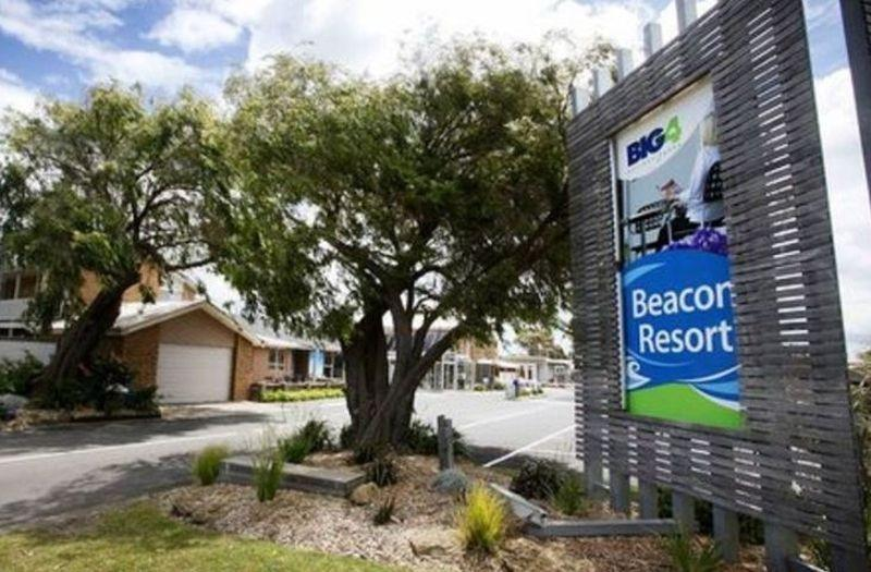 The popular holiday park is about 90 minutes from Melbourne's CBD.