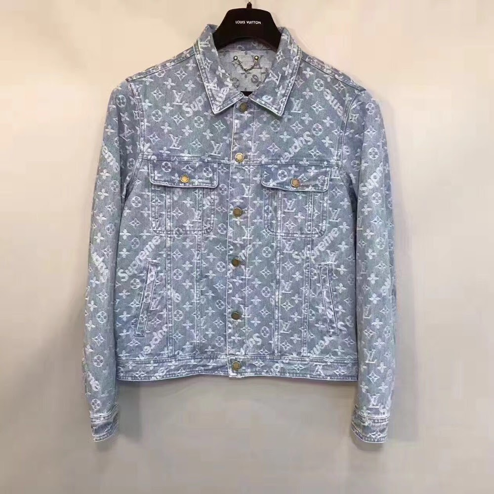 LV DENIM JACKET