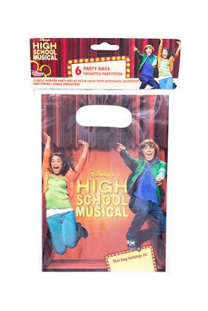 High school musical, kalaspåsar