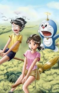 Doraemon Wallpaper - náhled