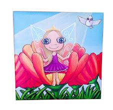 Photo: Album de fotos de 30x30 , tapas duras color kraft, interior con 25 hojas de 190 gr/m2 satinadas. Portada pintada a mano con ilustración personalizada. Disponibles más tamaños, consultar stock y precios.