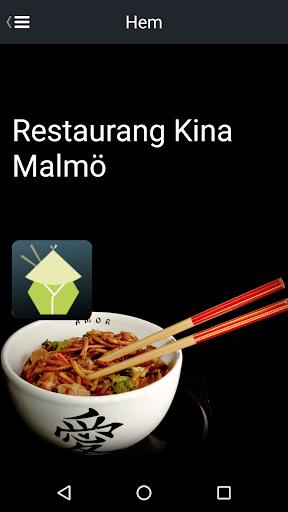 Restaurang Kina Malmö