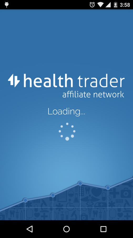 Health Trader- screenshot