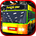 Party Bus Simulator 3D - 2015 Icon