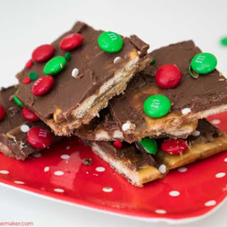 Christmas Crack (Aka Saltine Toffee) Recipe