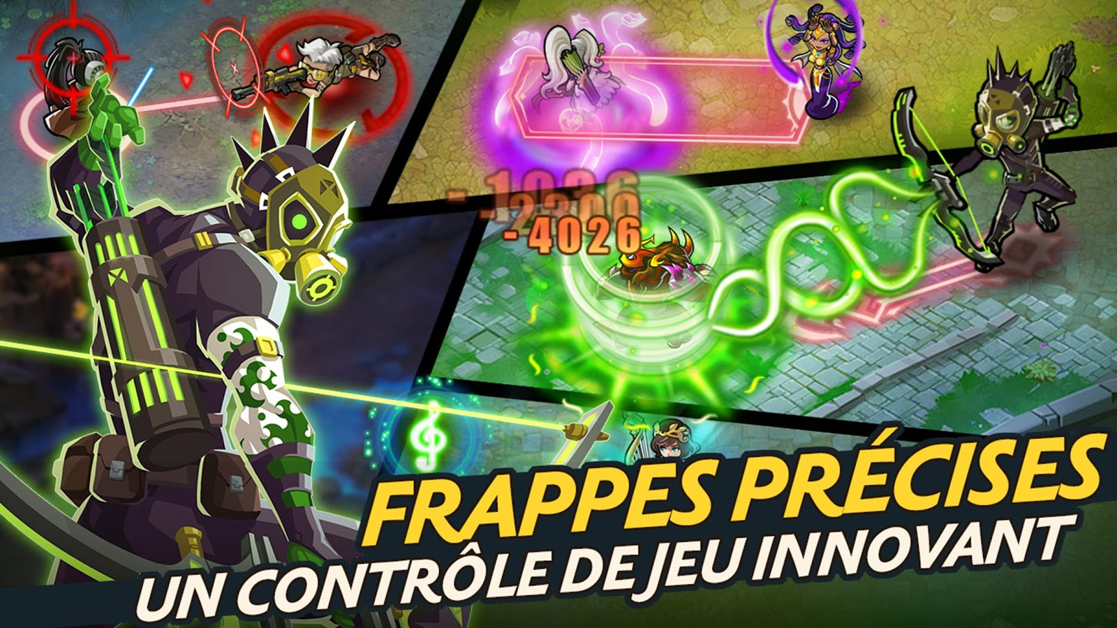 Magic rush heroes applications android sur google play for Magic renov tout pret
