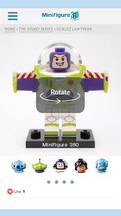 Minifigure360 - náhled