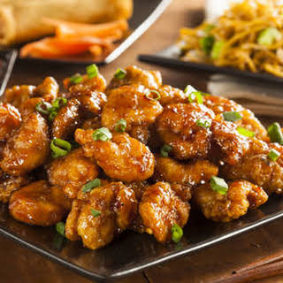 Panda Express Orange Chicken Copycat.