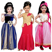 Kids Dress Designs 2018