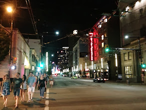 Photo: Granville at Night
