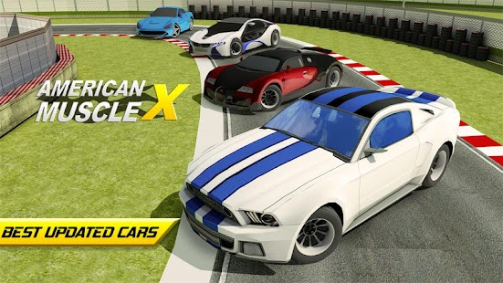Download American Muscle Car Drift Racing Simulator for PC and MAC