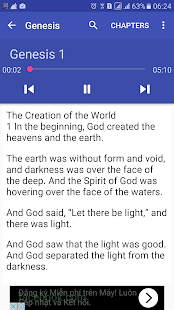 Audio Bible- screenshot thumbnail