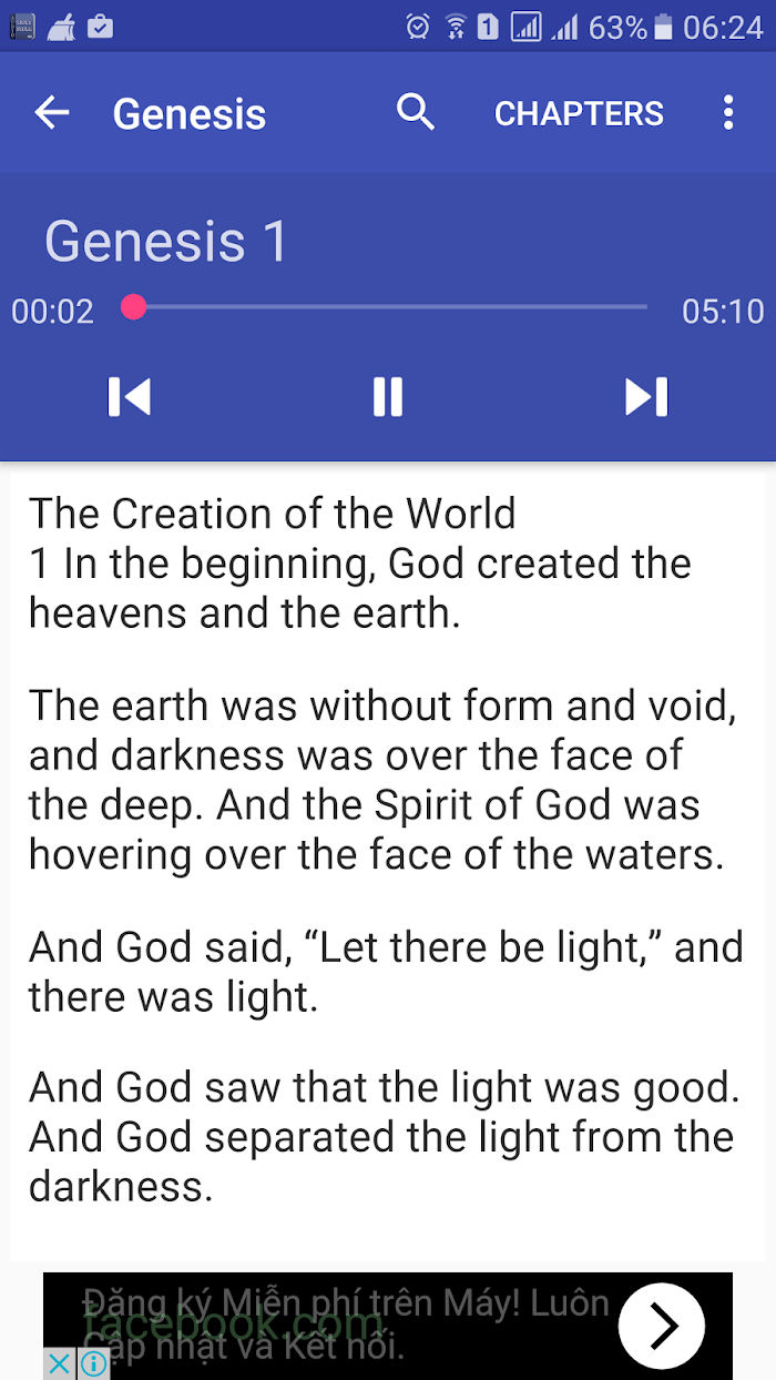 Audio Bible v1 9 2 For Android APK Download - DLoadAPK