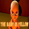 Walkthrough The Baby In Yellow icon