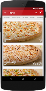Papa John's Pizza India screenshot 2