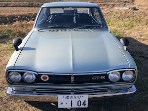スカイラインGT-R  1972年式ハコスカのカスタム事例画像 スカタリアン®️さんの2019年12月20日03:11の投稿
