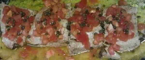 Salmon Sorrento