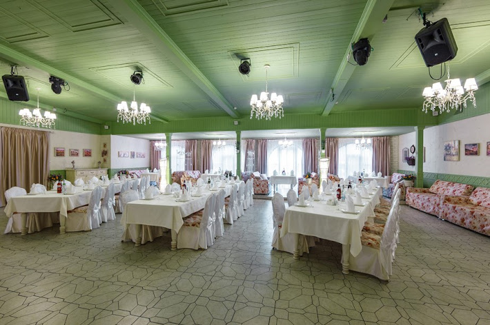 Фото №6 зала Тропиканка