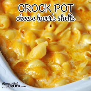 Crock Pot Pasta Shells Recipes.