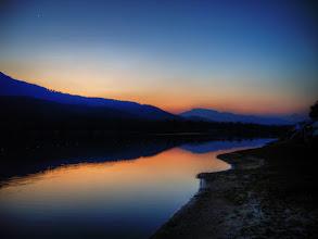 Photo: Sunset Lake  Photography by Justin Hill ©