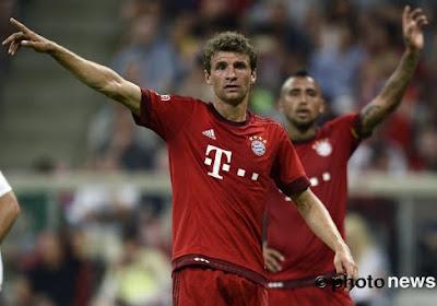 Muller se moque de C.Ronaldo