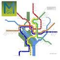 DC Metro Go icon