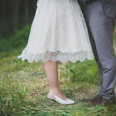 Wedding photographer Alena Ancygina (MissSunShine). Photo of 15.08.2014