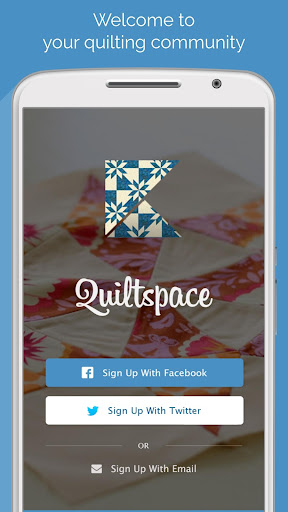 Quiltspace screenshot