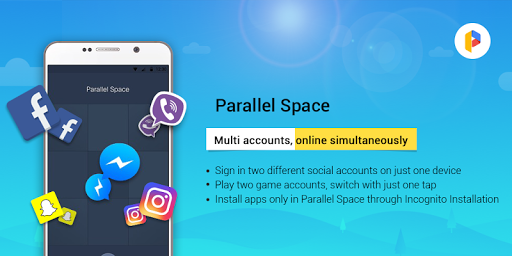 Parallel Space-Multi Accounts for PC