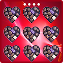Valentine Chocolate Applock icon
