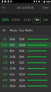 Running Distance Tracker + 5
