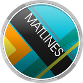 Matlines Theme for Xperia™