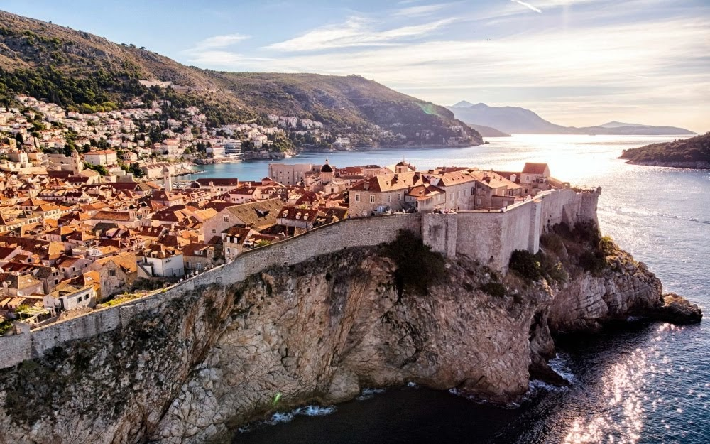 Lazaretos de Dubrovnik, as origens sombrias da quarentena