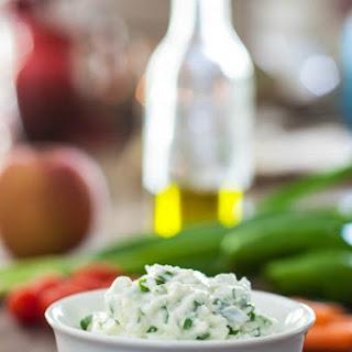 Herbed Lemon Ricotta Dip