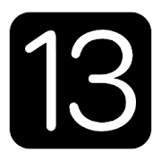 OSX 13 Black UI - Icon Pack